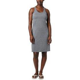 Columbia Peak To Point Knit Dress Women black